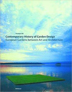Contemporary history of garden design