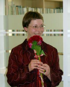 Dailininkė Aušra Čapskytė