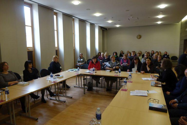 Panevėžio teritorinės bibliotekų tarybos išplėstinis posėdis