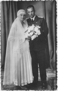 Vandos ir Broniaus Vaivadų vestuvės