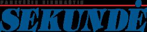 Dienraščio Sekundė logotipas