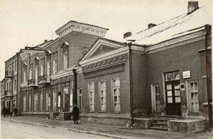 Kultūros namai Respublikos g. 37