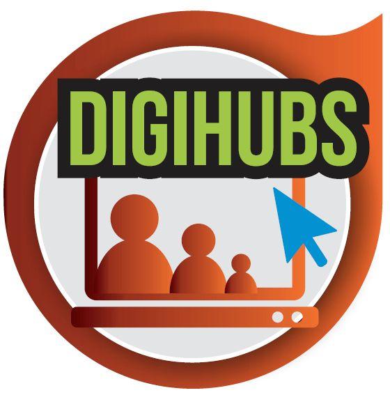 digihubs logo