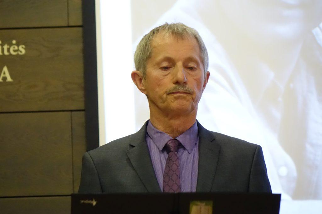 Aktorius Petras Kežys