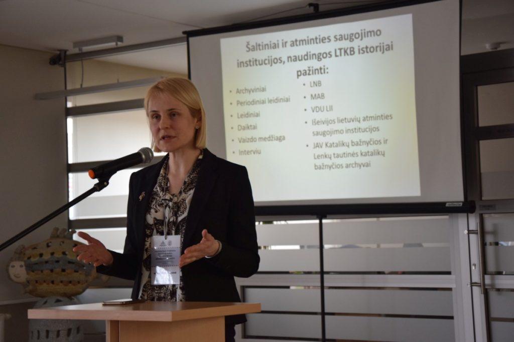 Dr. Ilona Strumeckienė