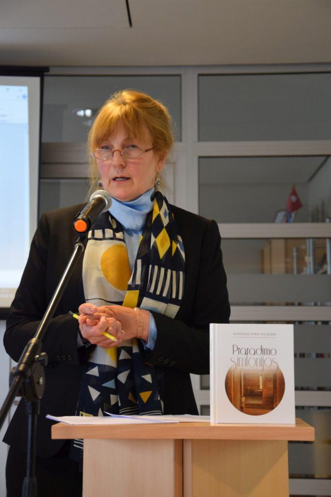 Dr. Virginija Babonaitė-Paplauskienė