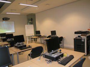 Kompiuterinio raštingumo mokymų centras