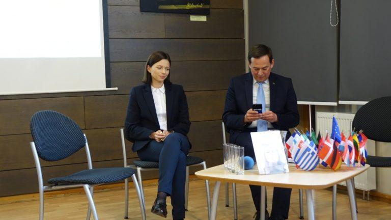 Sąžiningas verslas ir užtikrinta konkurencija. A. Pranckevičius ir A. Lukoševičiūtė