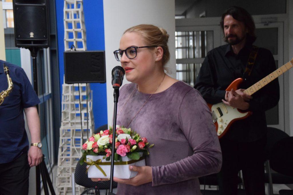Anykščių rajono savivaldybės mero patarėja Gabrielė Griauzdaitė-Patumsienė