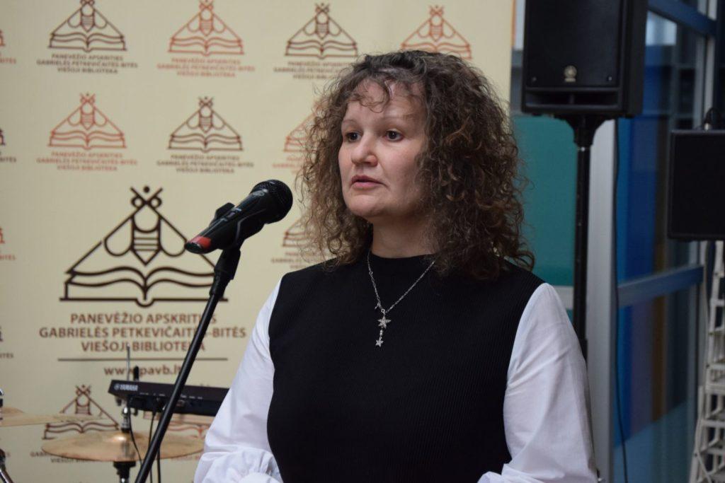 Lietuvos Kultūros ministerijos Atminties institucijų politikos grupės vyriausioji specialistė Gražina Lamanauskienė