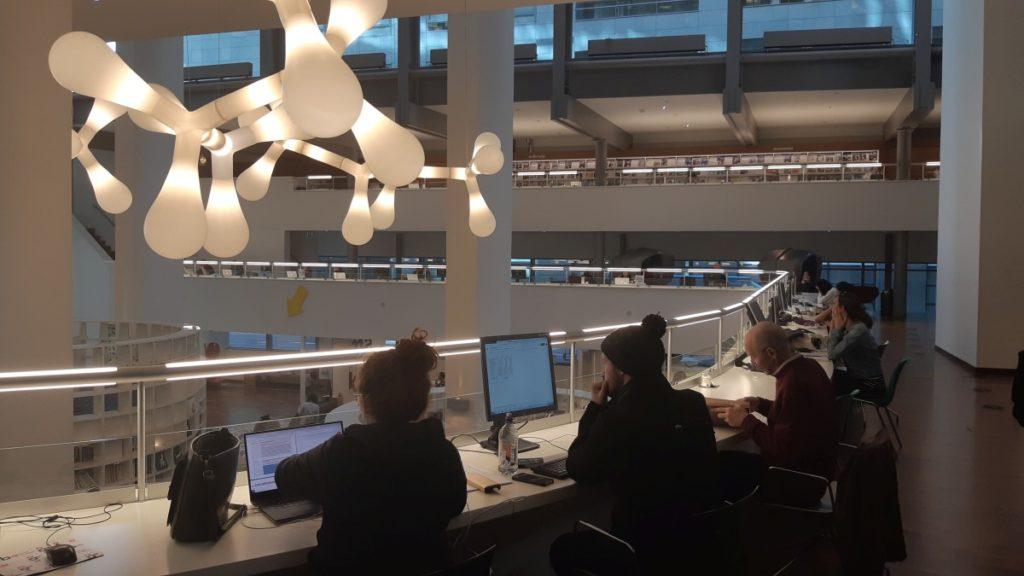 Amsterdamo viešoji biblioteka
