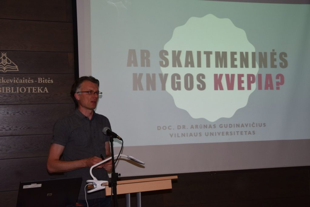 Doc. dr. Arūnas Gudinavičius