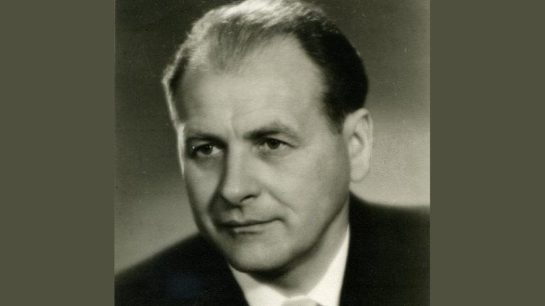 Antanas Gabrėnas apie 1970 m. PAVB F87-66