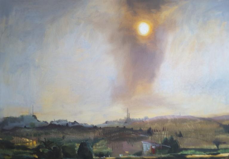 Irinos Nosovos paveikslas Popiet