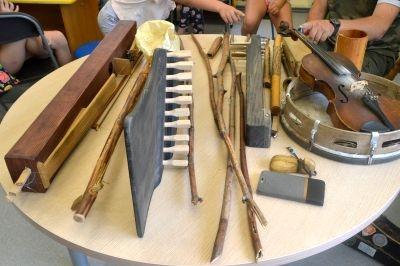 Instrumentų įvairovė