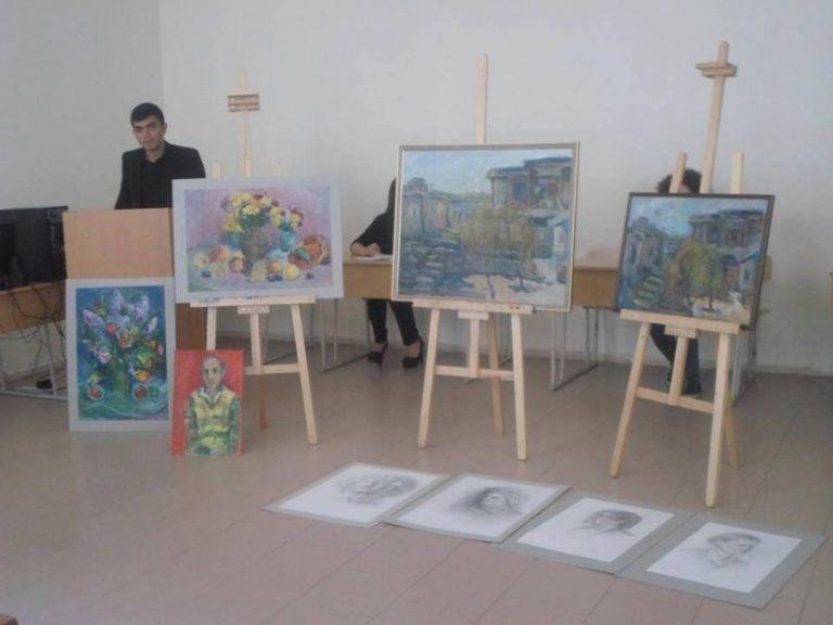 Savanoris Yuri ir jo tapybos darbai