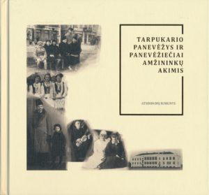 Knyga Tarpukario Panevėžys