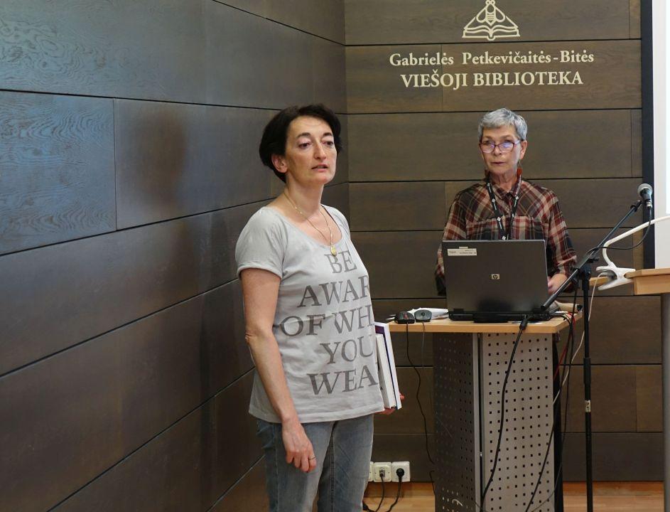 K. Firkavičiūtė ir B. Urbanavičienė