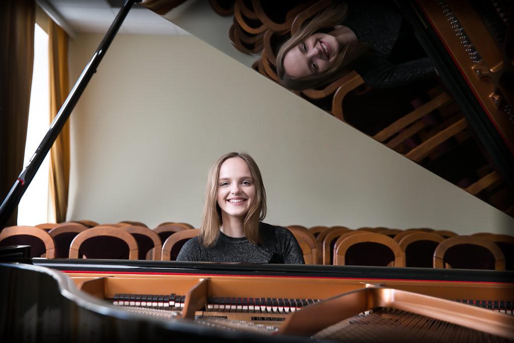 Kviečiame į pianistės Mildos Daunoraitės rečitalį