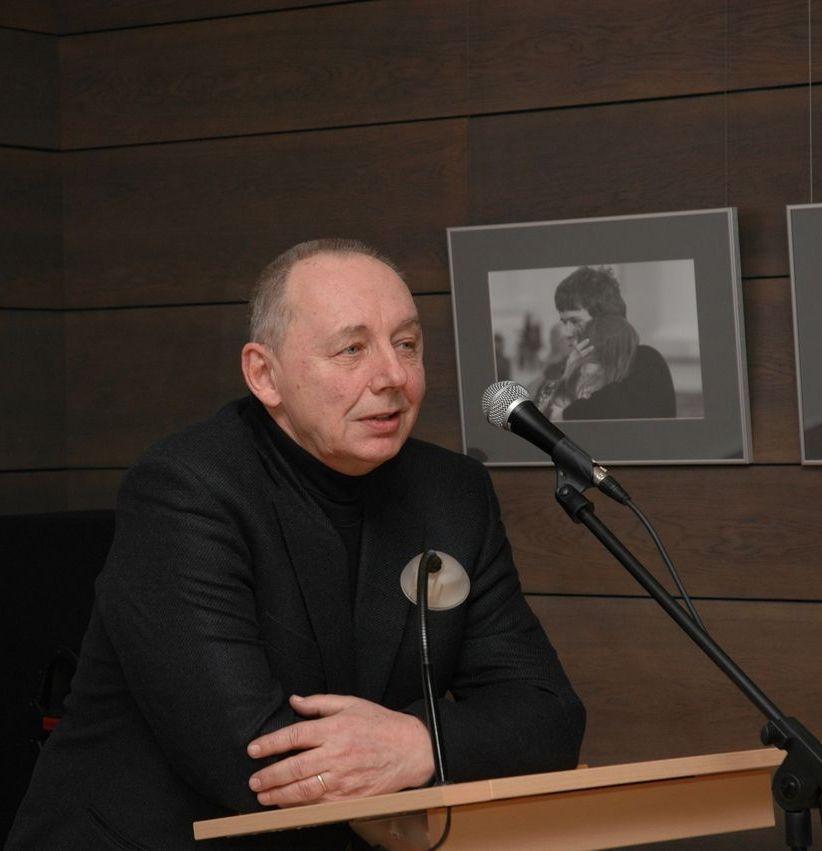 Kraštiečiui filosofui Arvydui Šliogeriui – 75