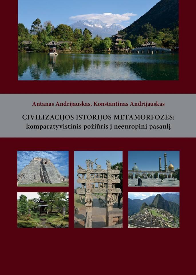 Civilizacijos istorijos metamorfozės