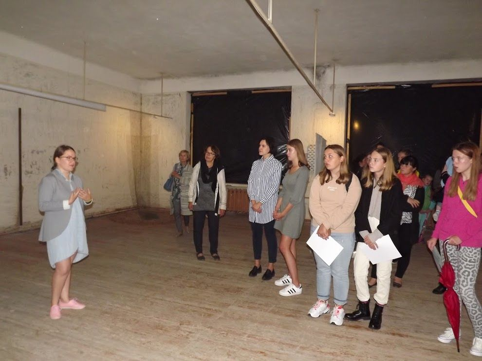 """Projektas """"Jaunas – jaunam: tekstilė ateičiai"""" – Kupiškyje"""