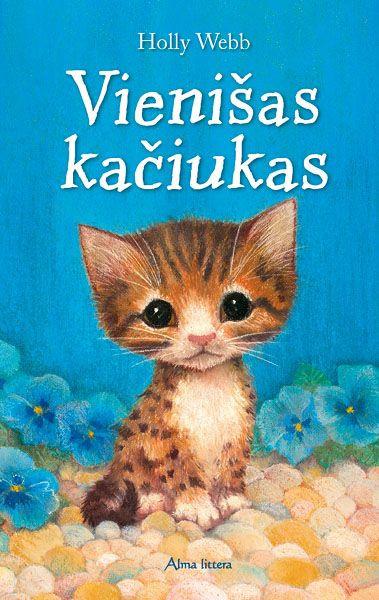 Vienišas kačiukas
