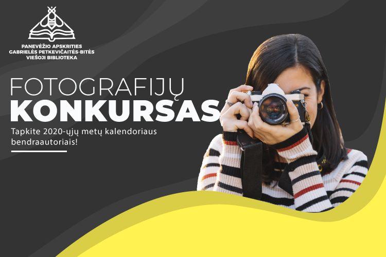 Foto konkurso vizualas