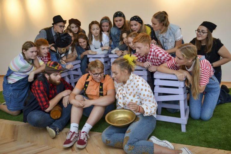 Vaikų erdvės atidarymo šventė