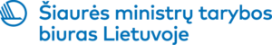 Šiaurės ministrų tarybos biuras Lietuvoje_logo