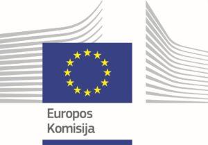 Europos Komisija logo