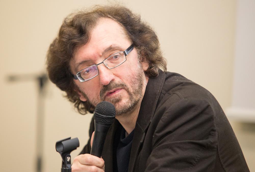 Rašytojas Jaroslavas Melnikas pristatys kvapą gniaužiantį romaną -  Panevėžio apskrities Gabrielės Petkevičaitės-Bitės viešoji biblioteka