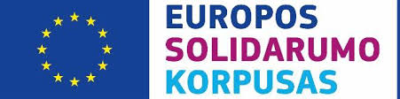 europos solidarumo korpusas logo