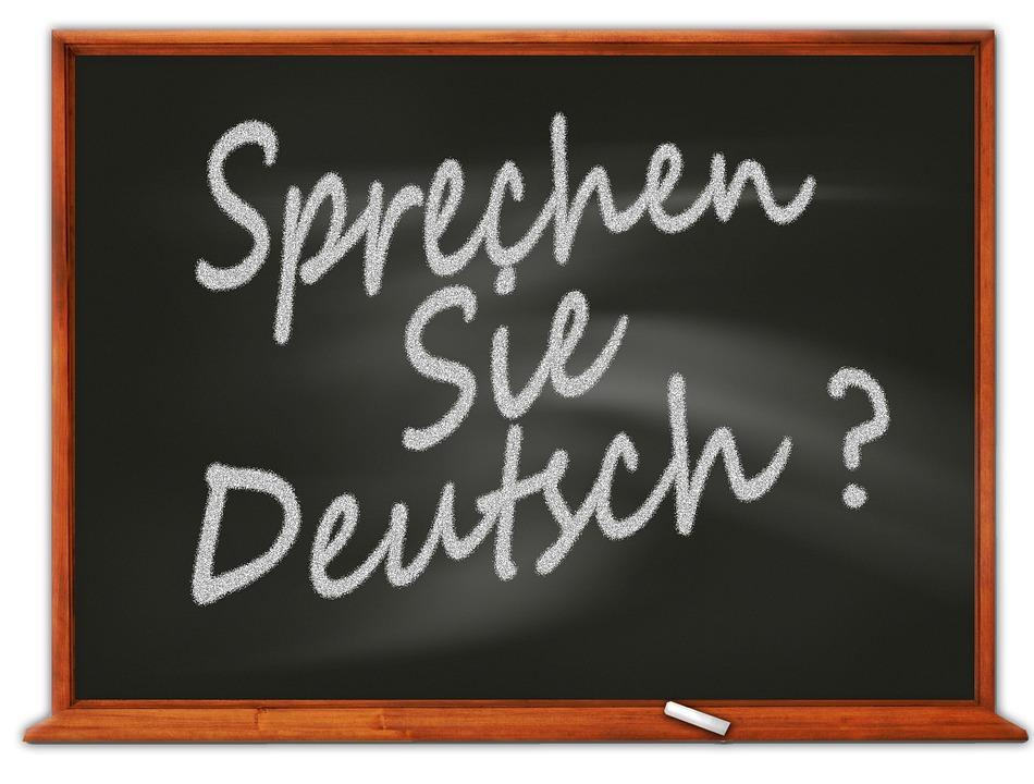 Vokiečių kalbos savaitė bibliotekoje
