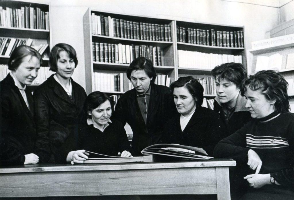 Kotryna Dičkienė, bibliotekininkė išsaugojusi 3000 senų ir retų leidinių