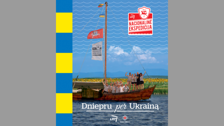 Dniepru per Ukrainą knyga
