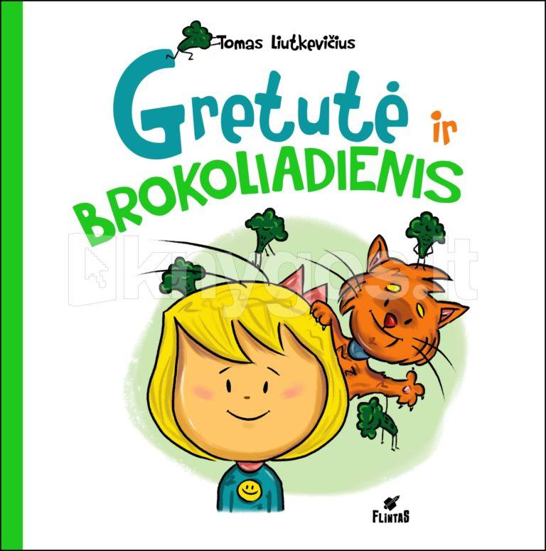 Gretutė ir brokoliadienis