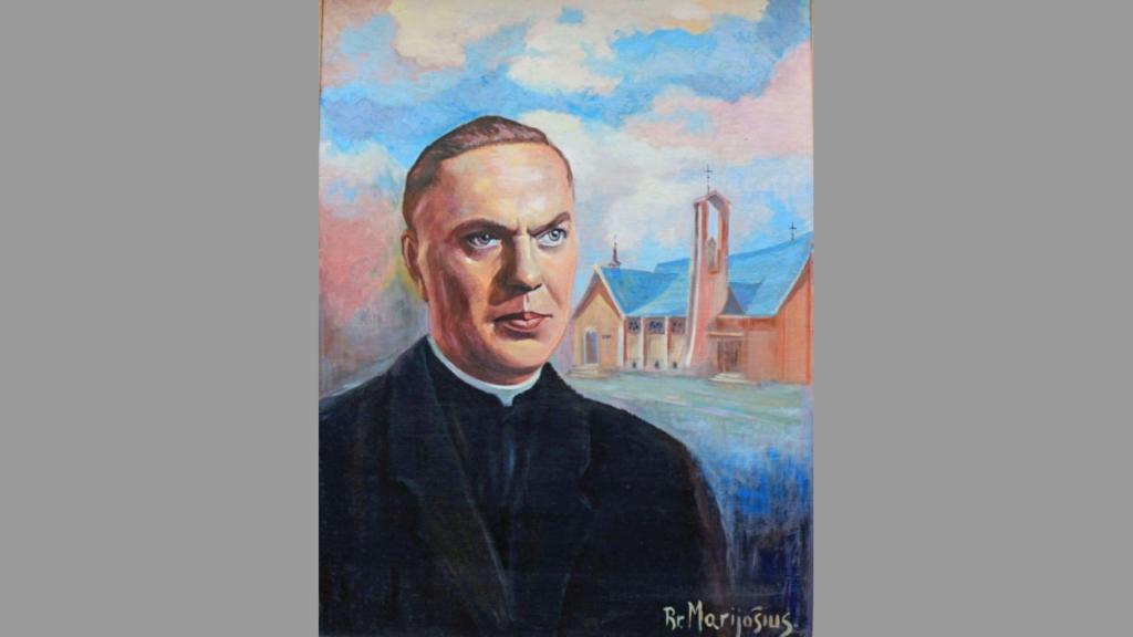 """Paroda """"Niekada nenuleisk sparnų…"""" kviečia prisiminti kunigą Petrą Ažubalį (1918–1980)"""