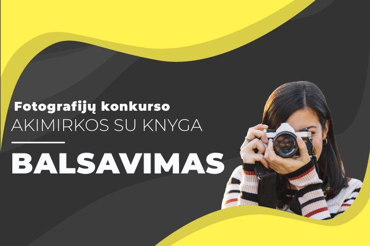 fotografijų konkursas balsavimas