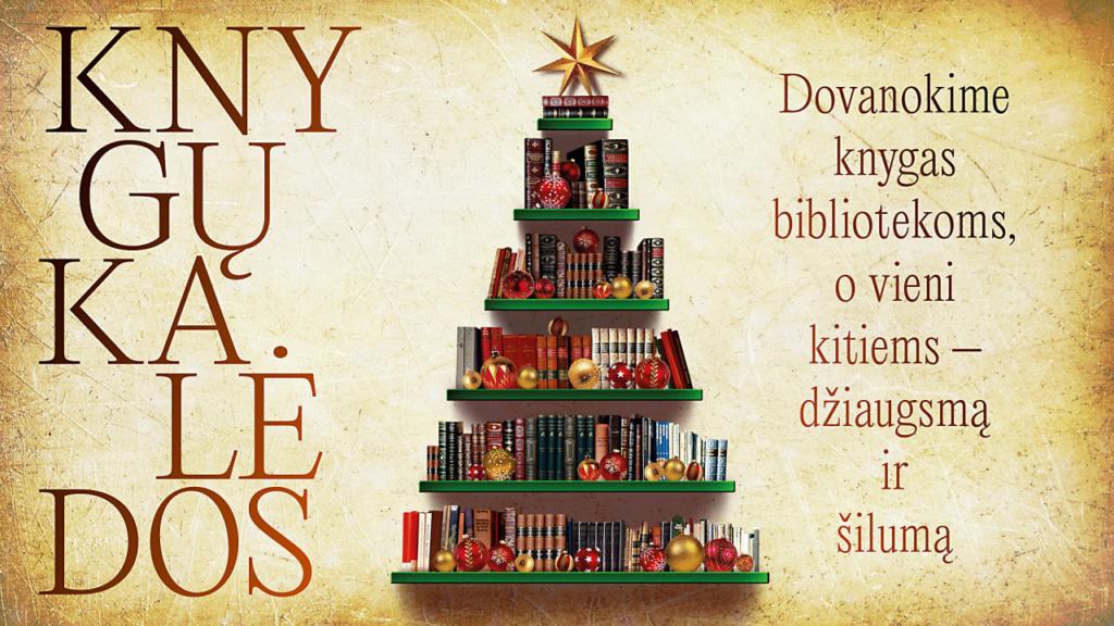 Prasideda Knygų Kalėdos