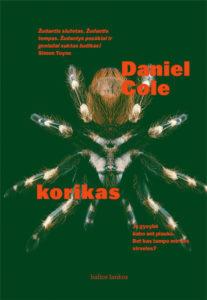 Korikas. Daniel Cole