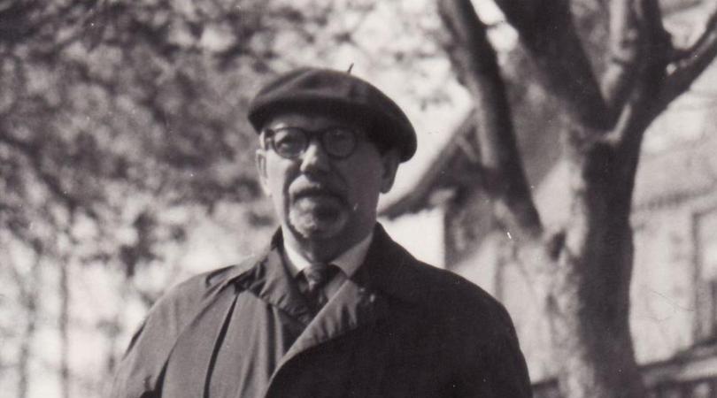 Dokumentinis filmas apie Juozą Miltinį – jo namuose