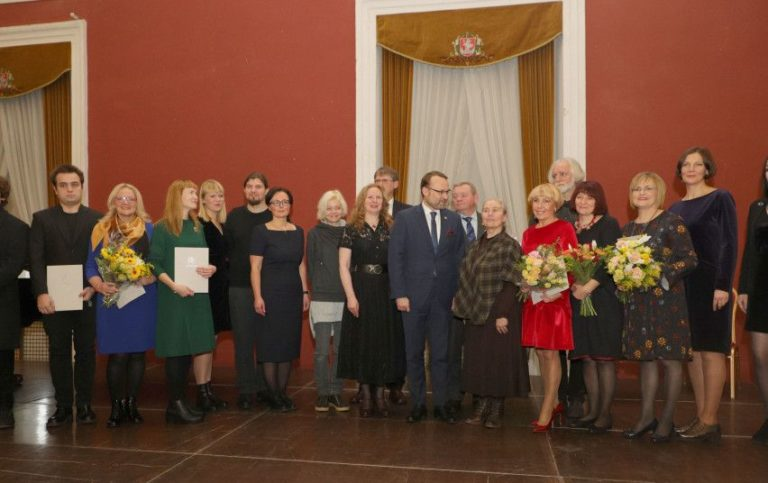 2019 metų Kultūros ministerijos premijos