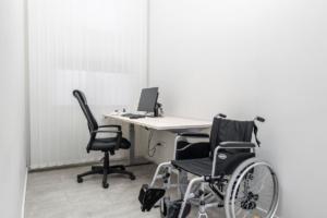 Neįgaliesiems darbo vieta