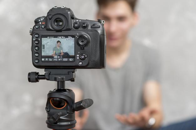 Žmogus, filmuojantis save