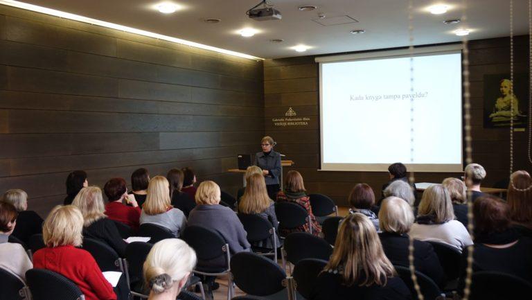 Kultūros paveldo vadybos kvalifikacinis seminaras