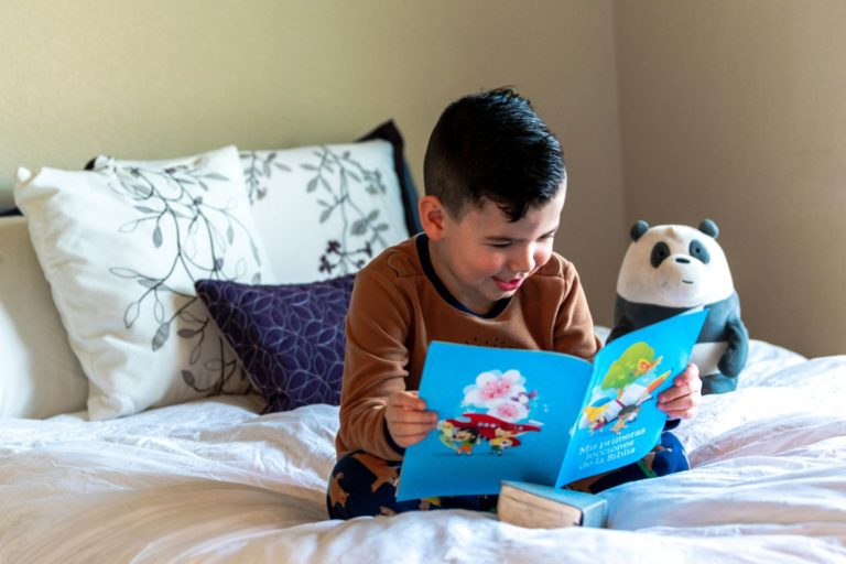 garsiniai skaitymai vaikams