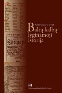 Baltų kalbų lyginamoji istorija