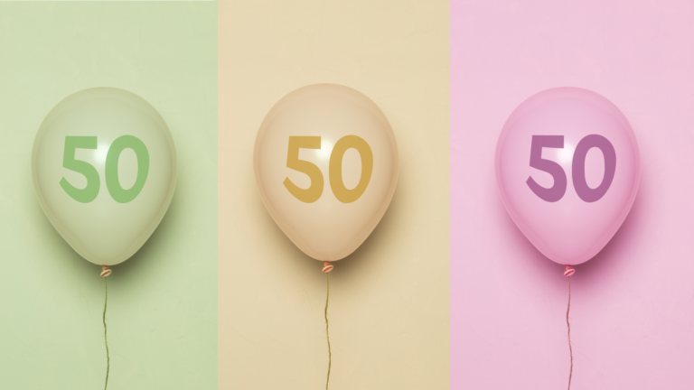 VLS 50 gimtadienis