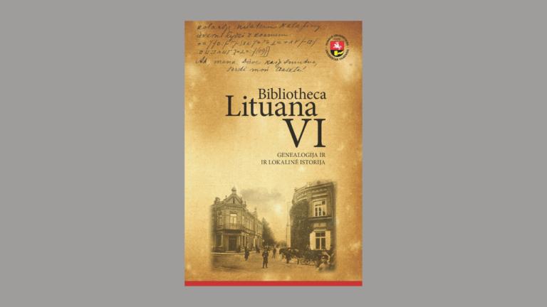 "Leidinys ""Bibliotheca Lituana"""